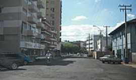 Coronel Vivida - Rua Dr.Francisco Beltrão-Foto:Wagner Munaretto