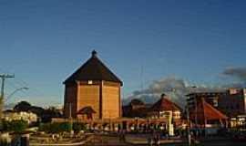 Cruzeiro do Sul - Catedral de N.Sra.da Glória em Cruzeiro do Sul-Foto:JEZAFLU=ACRE=BRASIL