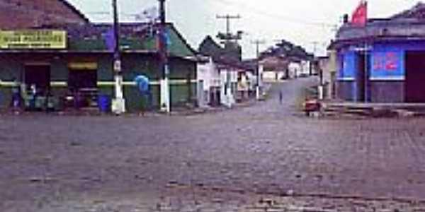 Rua Lauro de Freitas em Gongogi-BA-Foto:Marcos David Miranda