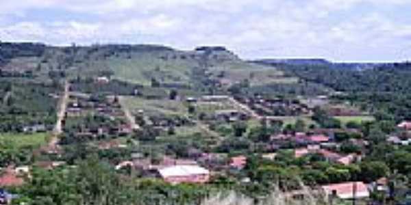 Vista de Corumbataí do Sul-Foto:roque_pg