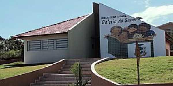 Cruzeiro do Iguaçu-PR-Biblioteca Municipal-Foto:Ricardo Mercadante
