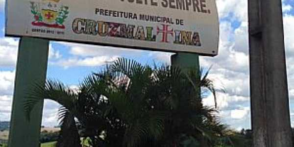 Imagens da cidade de Cruzmaltina - PR