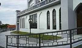 Curiúva - Igreja da Congregação Cristã do Brasil em Curiúva-PR-Foto:ccbhinos.