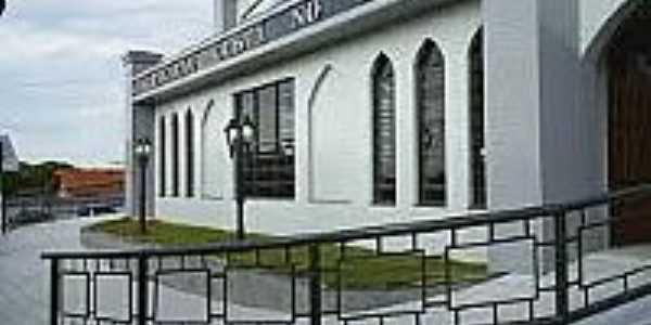 Igreja da Congregação Cristã do Brasil em Curiúva-PR-Foto:ccbhinos.