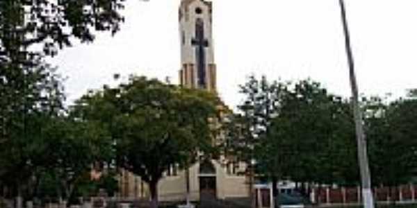 Paróquia do Divino Espírito Santo em Curiúva-Foto:fofaomusic