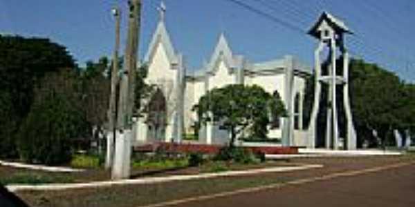 Igreja na Vilade Dois Irmãos-Foto:Artemio C.Karpinski