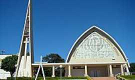 Dois Vizinhos - Igreja Matriz - Santo Antônio
