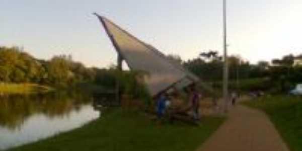 Parque Lago Dourado, Por Janete