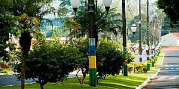 Imagens da cidade de Douradina - PR