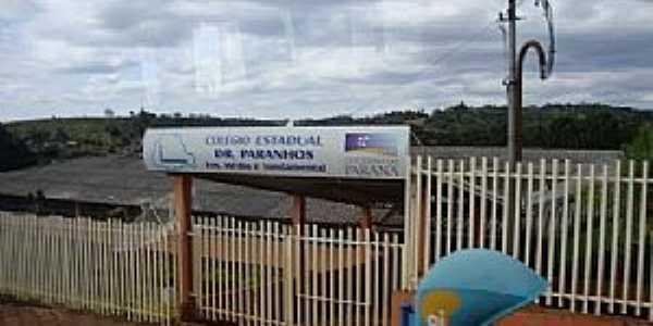 Doutor Antônio Paranhos-PR-Colégio Dr.Paranhos-Foto:pt.advisor.travel