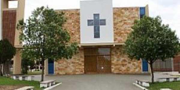 Doutor Camargo-PR-Paróquia de São Pedro Apóstolo-Foto:Arquidiocese de Maringá