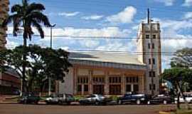 Engenheiro Beltrão - Igreja Matriz-Foto:robson.PR