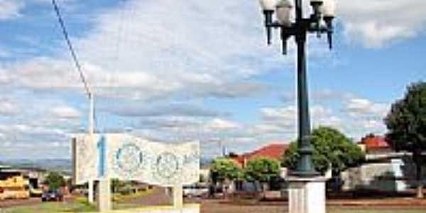 Sa�da da cidade-Foto:robson.PR