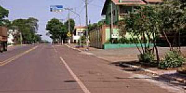 Avenida local