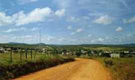 Guajeru - Chegando em Guajeru-BA-Foto:jeovaci