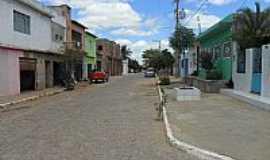 Guajeru - Guajeru-BA-Rua central-Foto:jeovaci