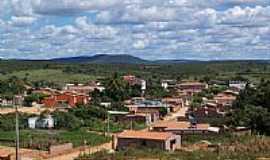 Guajeru - Vista da cidade de Guajeru-BA-Foto:jeovaci
