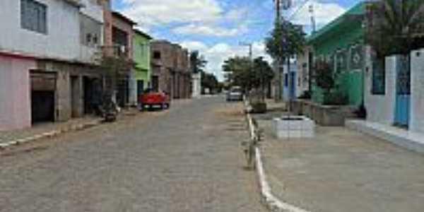 Guajeru-BA-Rua central-Foto:jeovaci