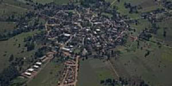 Vista aérea de Esperança Nova-Foto:reginaldo-s-silva