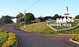 Farol - Entrada da cidade de Farol-Foto:Moacir P Cruz de Gu…