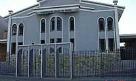 Guanambi - Igreja da Congregação Cristã de Guanambi-Foto:Congregação Cristã.NET