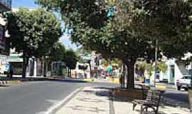 Guanambi - Pra�a no centro de Guanambi-Foto:Jacob Pimentel