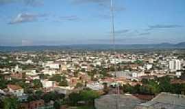 Guanambi - Vista parcial de Guanambi-Foto:Gardiel Navarro