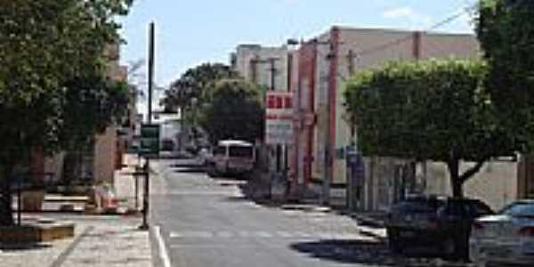 Centro Comercial de Guanambi-Foto:Jacob Pimentel