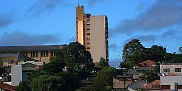 Faxinal-PR-Centro da cidade-Foto:ROBERTO TOM� 2