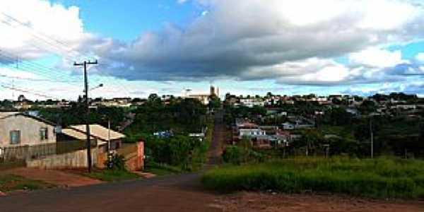 Faxinal-PR-Vista parcial da cidade-Foto:ROBERTO TOM� 2