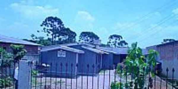 Igreja da Congrega��o Crist� do Brasil em Fazenda Rio Grande-Foto:Congrega��o Crist�.NET