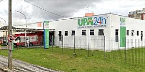 Imagens do Bairro Fazendinha, Município de Curitiba/PR