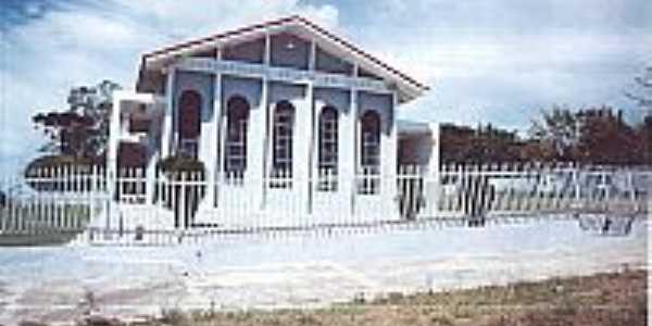 Igreja da Congregação Cristã do Brasil em Figueira-Foto:Congregação Cristã.NET