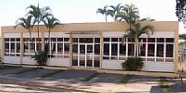 Prefeitura Municipal de Figueira-Foto:Aparecido Ferraz