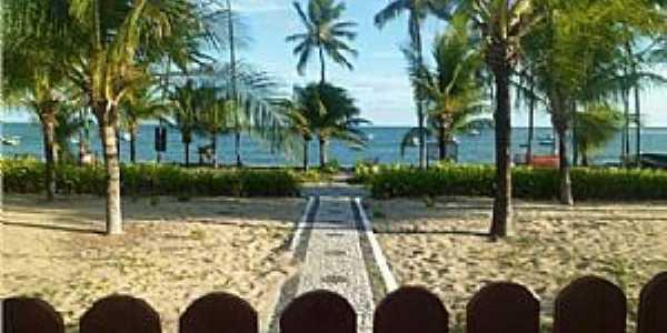 praia de guarajuba, Por daiane