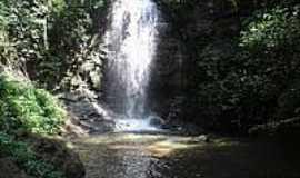Florestópolis - Cachoeira da Fazenda Cascatinha-Foto:Cleber Jean Barranco