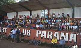 Formosa do Oeste - ESTÁDIO MUNICIPAL