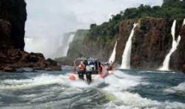 Foz do Iguaçu - Por Celia Wernke