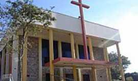 Francisco Beltrão - Francisco Beltrão-PR-Catedral de N.Sra.da Glória-Foto:Vicente A. Queiroz