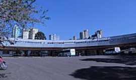 Francisco Beltrão - Francisco Beltrão-PR-Terminal Rodoviário-Foto:Ricardo Mercadante