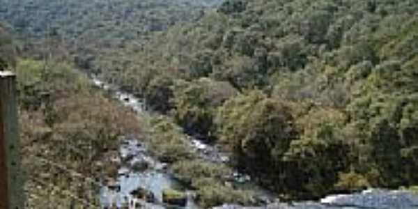 Vista do Canyon em Fundão-Foto:Antonio Alves