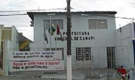 Canapi - Prefeitura Municipal-Foto:Sergio Falcetti