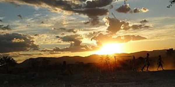 Canapi-AL-Pôr do Sol-Foto:naldo rodrigues