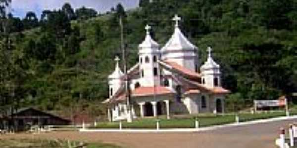 Igreja Ucraniana em General Carneiro-Foto:Artemio C.Karpinski