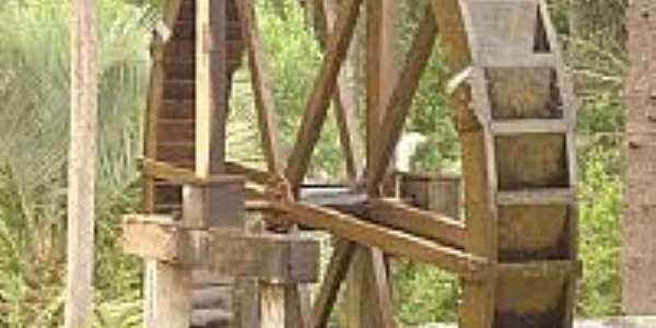 Roda D´Água em General Carneiro-Foto:grigolo