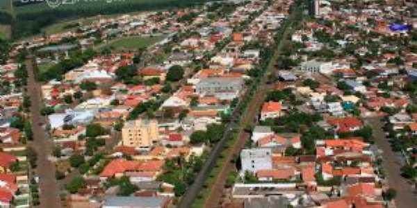 Vista aérea, Por Beto Rodrigues