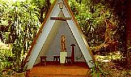 Graciosa - Capela do Bosque Sem Imac Conc por Edson Walter Cavalari