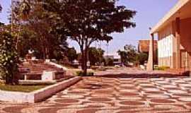 Graciosa - Praça da Igreja por Edson Walter Cavalari