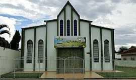 Gua�ra - Gua�ra-PR-Igreja Presbiteriana-Foto:Ricardo Mercadante