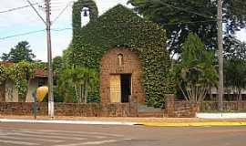 Guaíra - Guaíra-PR-Igrejinha de Pedra-Foto:José Bento Beraldi
